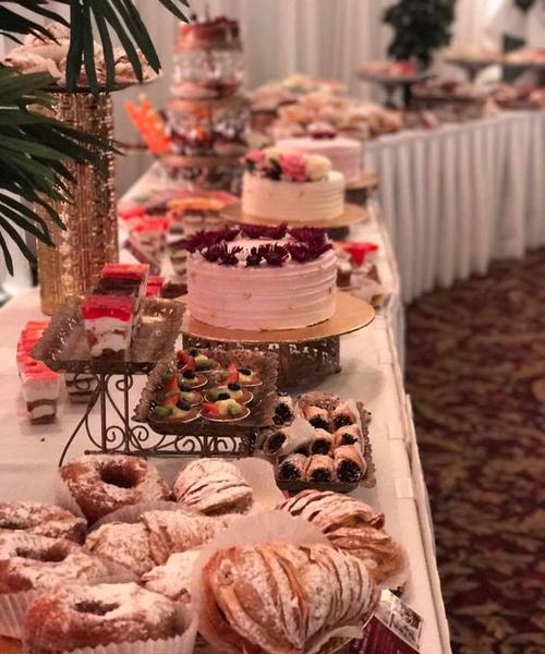 Sweet & Fruit Table