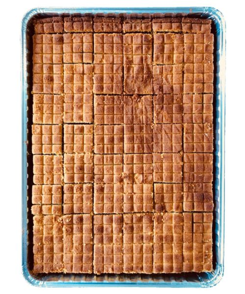 Maamoul Madd Dates Cookies (Large Tray)