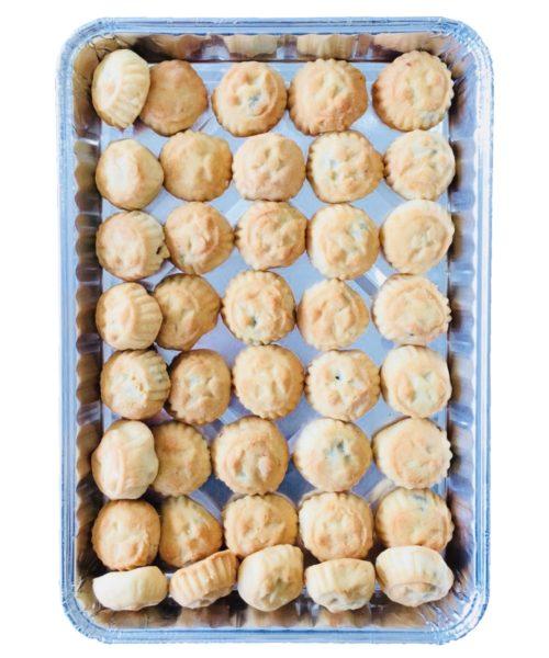 Mini Maamoul Dates Cookies (Medium Tray)