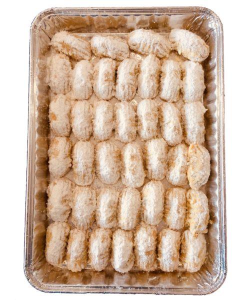 Mini Maamoul Pistachio Cookies (Medium Tray)